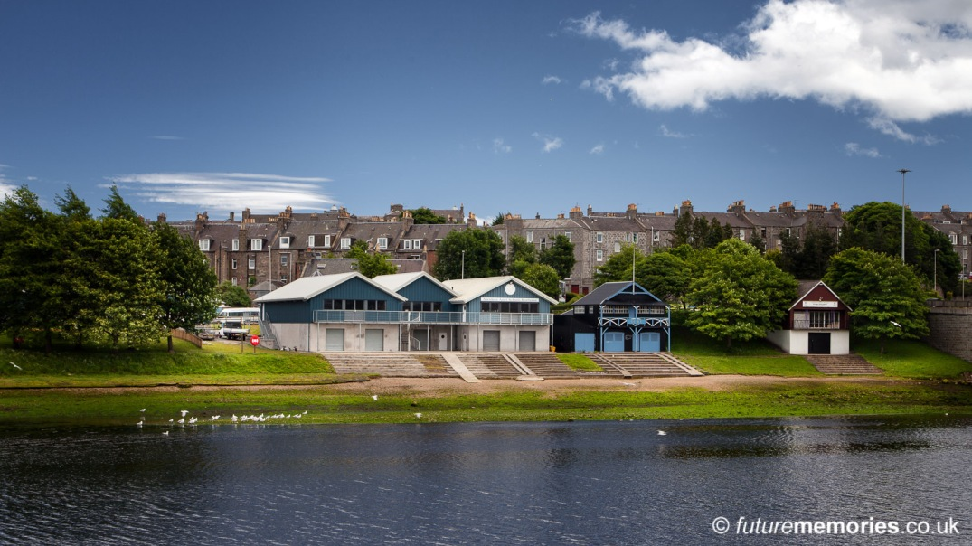 Aberdeen Asset Schools Boathouse, AURC & RGU Student Association